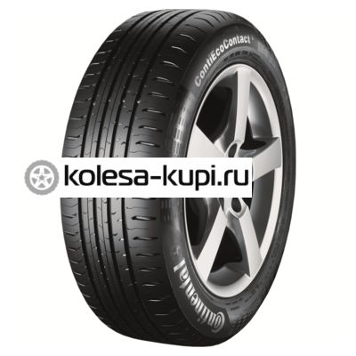 Continental 185/60R14 82H ContiEcoContact 5 TL # Шина