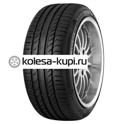 Continental 245/35R21 96W XL ContiSportContact 5 FR Шина