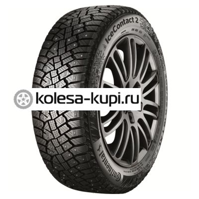 Continental 155/65R14 75T IceContact 2 KD (шип.) Шина