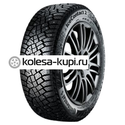 Continental 275/45R21 110T XL IceContact 2 SUV FR KD (шип.) Шина
