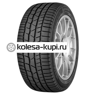Continental 295/40R20 110W XL ContiWinterContact TS 830 P SUV FR Шина