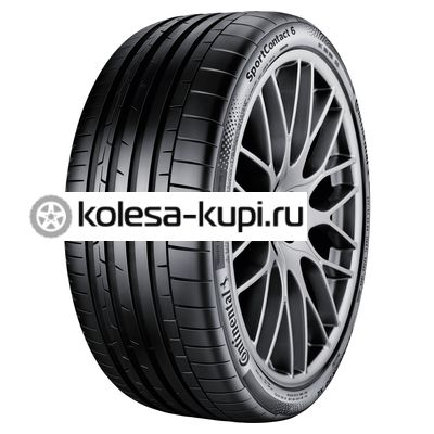 Continental 285/35ZR22 106(Y) XL SportContact 6 FR Шина