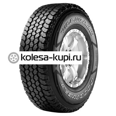 Goodyear 255/65R17 110T Wrangler All-Terrain Adventure With Kevlar OWL M+S Шина