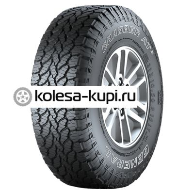 General Tire 265/70R16 112H Grabber AT3 TL FR Шина