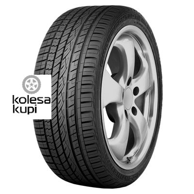 Continental 235/60R18 107W XL CrossContact UHP AO TL FR Шина