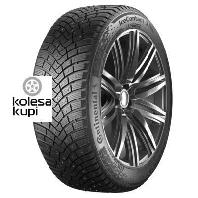Continental 155/65R14 75T IceContact 3 TA (шип.) Шина